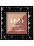 Nyx Chk Cntor Duo Palet Ginger & Pepper