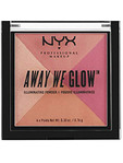 Nyx Away We Glow Illuminating Powder - Summer Refil
