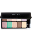 Nyx Eye Shadow Palette 10 Colours - Mysterious Brown Eyes