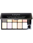 Nyx Eye Shadow Palette 10 Colours- Strike A Pose