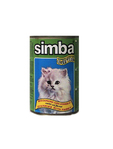Simba Cat Chunkies With Rabbit 415g