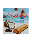 Cerealitalia Day By Day Dark Chocolate Coconut 126gr
