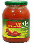 Carrefour Sugo All'arrabiata 400g