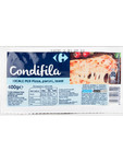 Carrefour Mozzarella Pizza 400g