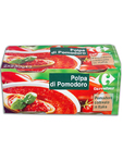 Carrefour Chopped Tomatoes 230gr X2