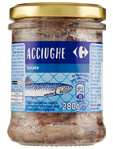 Carrefour Acciughe Salate 170gr