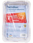 Carrefour Foil Trays 6 Portions X2