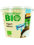 Carrefour Bio Yogurt Bianco Magro 250g