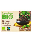 Carrefour Bio Te' Nero Fairtrade