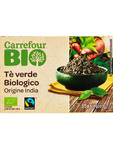 Carrefour Bio Te' Verde Fairtrade