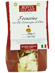 Focaccine With E/ Virgin Olive Oil 200gr