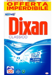 Dixan Powder Classic 120scoops 7.8kg