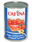 Carina Chopped Tomatoes 400gr ( Slightly Dented )