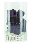 Set Of 8 Place Markers Purple