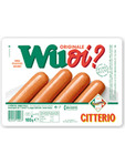 Citterio Wuoi Cocktail Sausages 2x180g