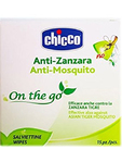 Chicco Anti-mosquito Wipes X15
