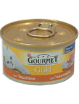 Gourmet Gold Turkey Mousse 85g