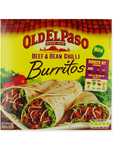 Old El Paso Burrito Kit Beef & Bean Chilli 620g