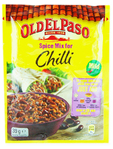 Old El Paso Spice Mix For Chilli Seasoning Mix 39gr