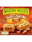 Nature Valley Sweet & Salty Peanut 30g X5