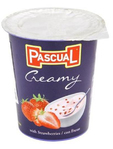 Pascual Drink Creamy Strawberry 200ml