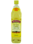 Borges Extra Light Olive Oil (+50% Free) 750ml