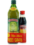 Borges Extra Virgin Olive Oil 750ml + Balsamic 250ml Free
