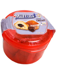 Codan Mini Muffins Tupper Cocoa Cream X12 250g