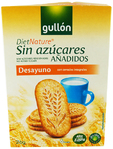 Gullon Sugar Free Breakfast Biscuits 216g
