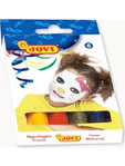 Jovi Make-up Face Painting X6