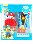 Paw Patrol Gift Set Shower Gel + 3d Sponge