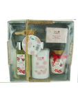 Bon Matin Tray With Edt Gift Set