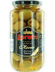 Loreto Pitted Green Olives 935g