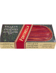 Fontinella Anchovy Fillets In Sunflower Oil 45g