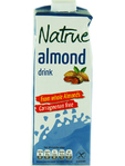 Natrue Whole Almond Sweetened Drink 1lt