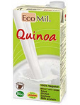 Eco Mil Quinoa With Agave Syrup 1lt