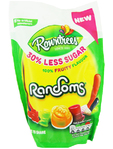 Rowntrees Randoms 30% Less Sugar 110g