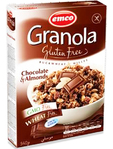 Emco Granola Chocolate & Almonds 340g