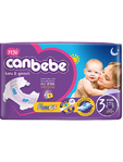 Canbebe Nappies Midi X54
