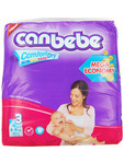 Canbebe Nappies Midi N3 72 Pack