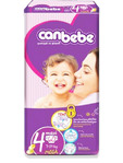 Canbebe Nappies Econ Maxi N4 X80