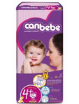 Canbebe Nappies Maxi Plus X56