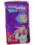 Canbebe Nappies Junior X48