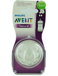 Avent Natural Teat Slo Flow