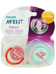 Avent Fashion Exclusive Soother Silicone