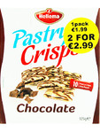 Hellema Pastry Crisps Chocolate 125g