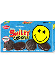 Hellema Smiley Cookies Cocoa Cream Filling 300g