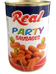 Real Party Sausages 400g