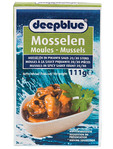 Deep Blue Mussels In Hot Sauce 111g