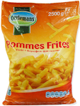 Oerlemans French Fries 10mm 2.5kg